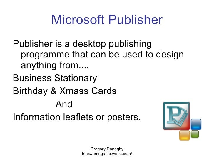 can you convert a word document to publisher