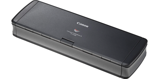 canon p 215ii document scanner