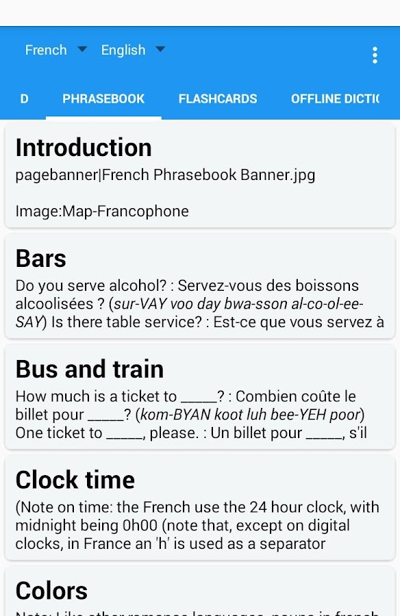 translate document from english to french online
