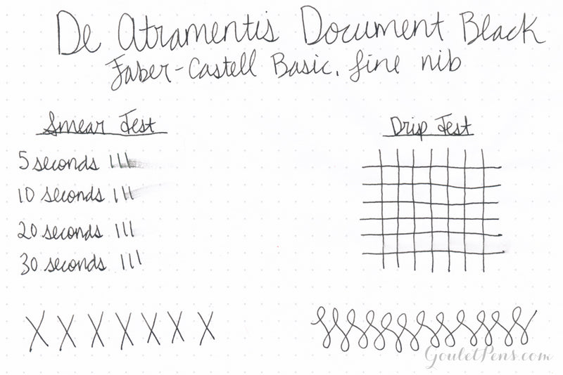 de atramentis document ink brown