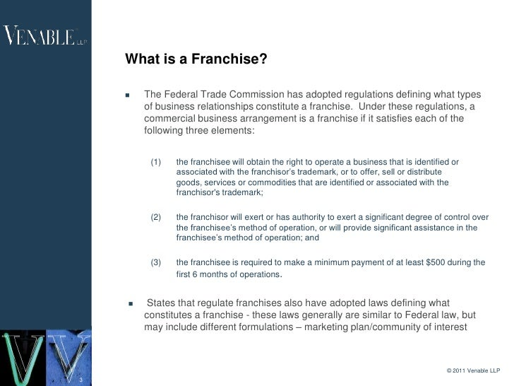 what is a franchise disclosure document