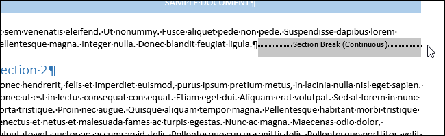 command for search and replace in word document