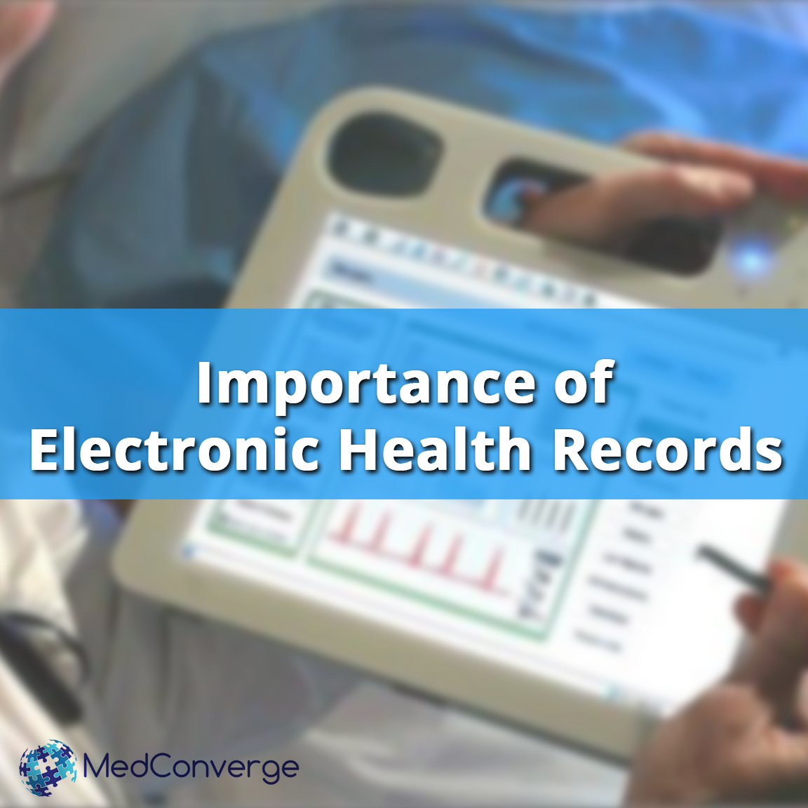comparison of electronic document and records