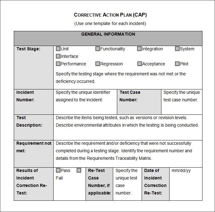 continuity of care document example