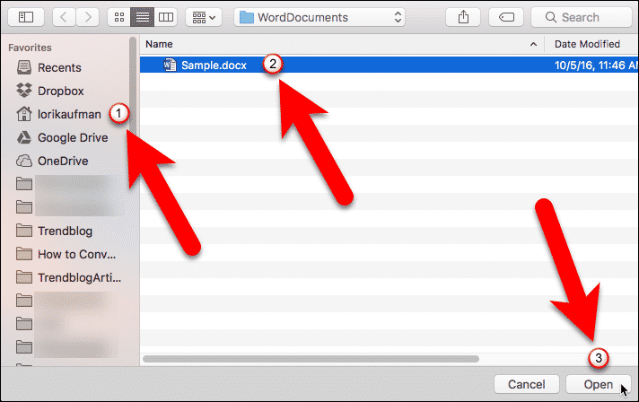 convert apple pages document to word