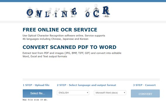 convert html to word document online