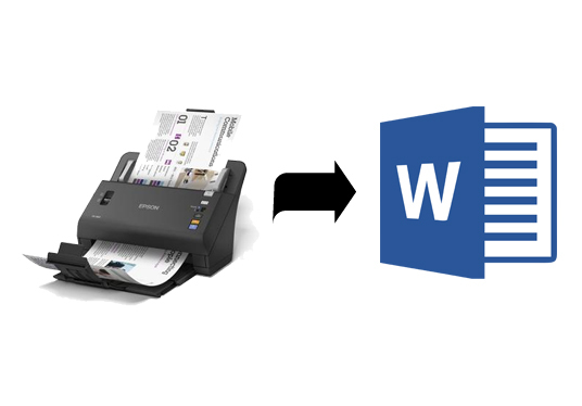 convert scan pdf to editable word document