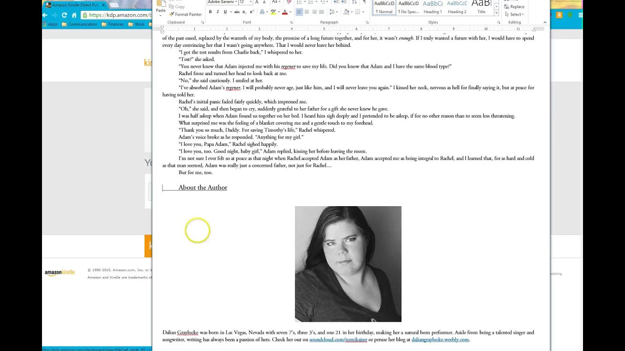 convert word document to publisher