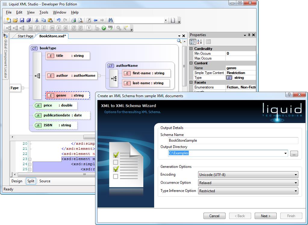 convert xml document to pdf free online