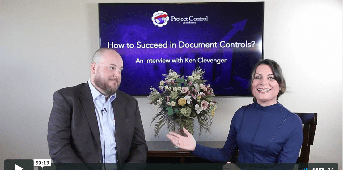 how to be a professional document controller