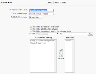 salesforce user setup documentation