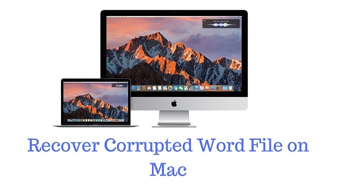 how to recover word document mac
