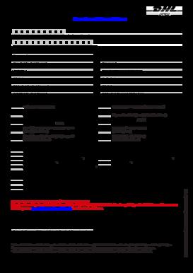 dhl express api documentation