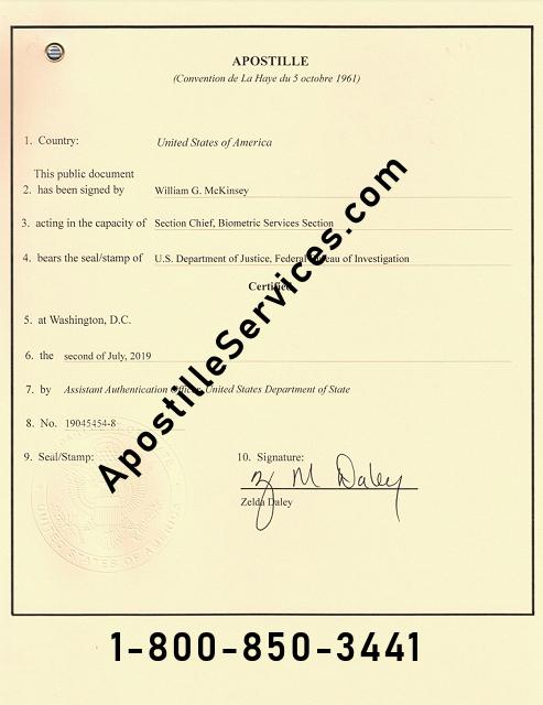 document authentication services washington dc