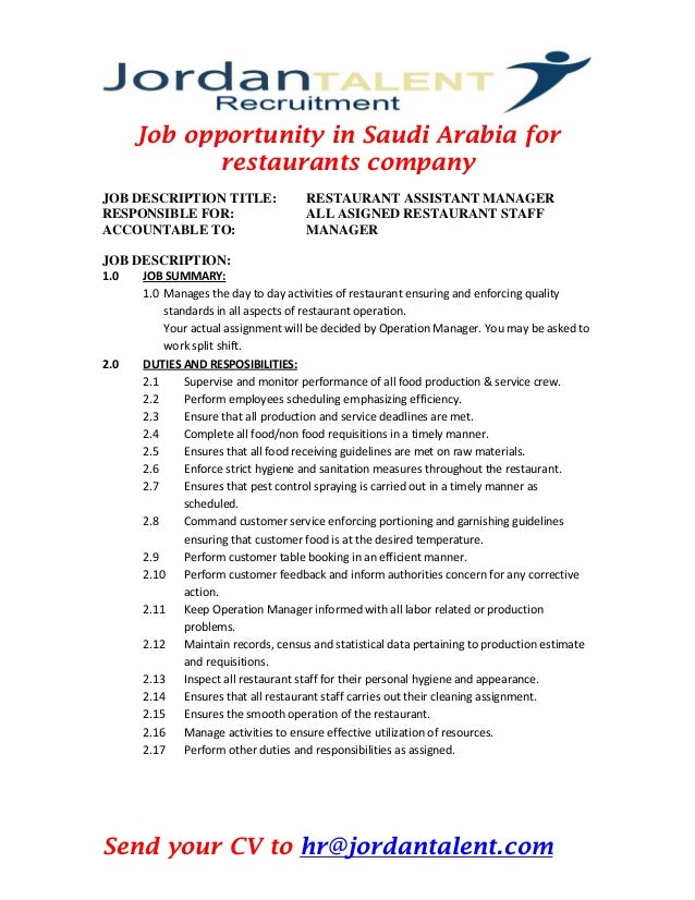 document control manager jobs in saudi arabia
