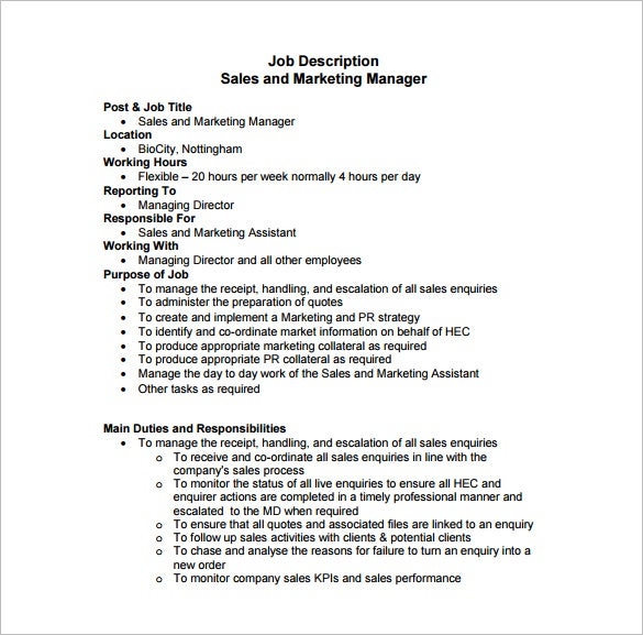 document control officer job description