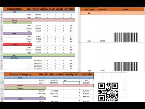 document control system using excel