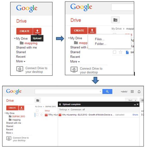 document management system google drive