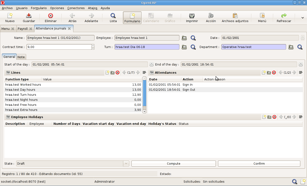 document management system open source python