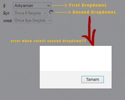 document ready function does not work