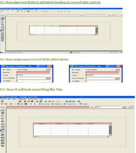document version control table example