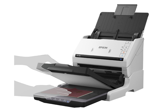 ds 510 color document scanner
