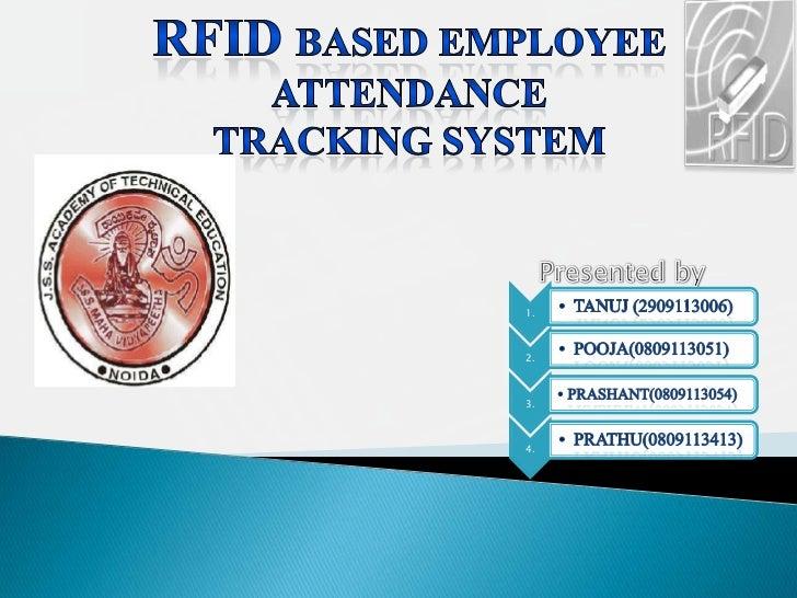 employee attendance monitoring system documentation