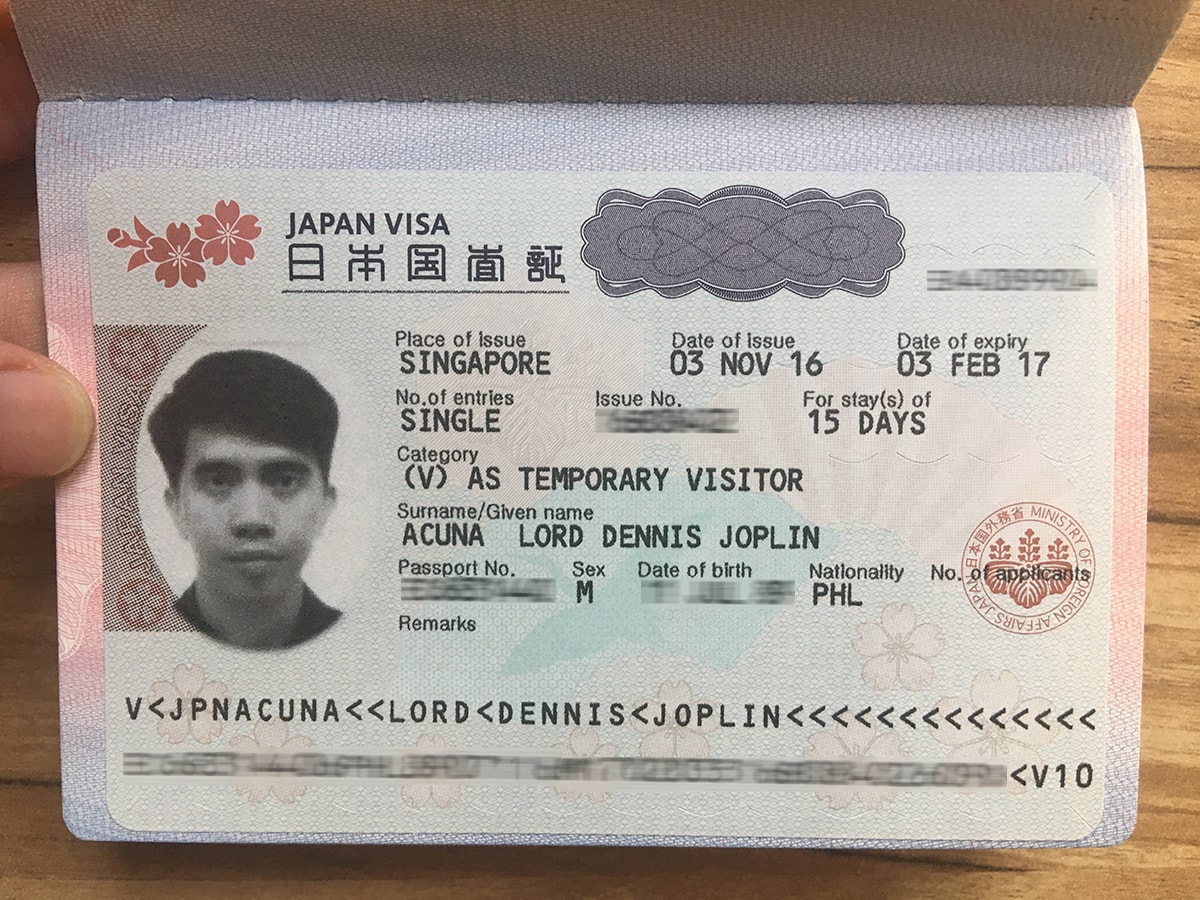 number of travel document schengen visa
