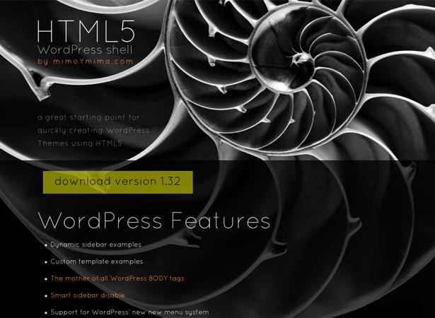 bones wordpress theme documentation