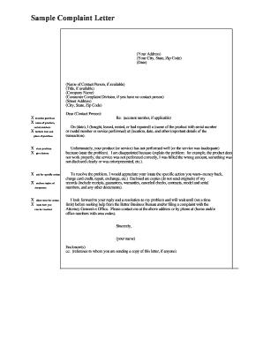 online complaint management system documentation