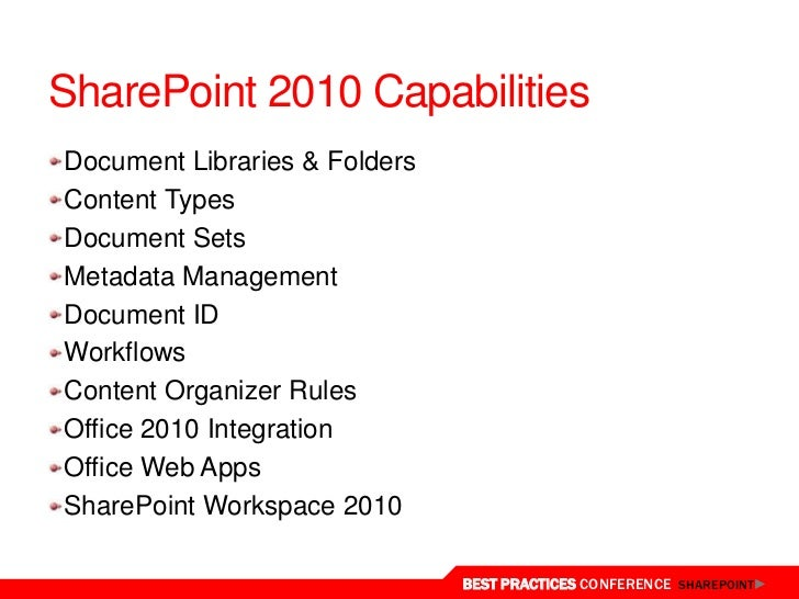 sharepoint 2010 workflow documentation