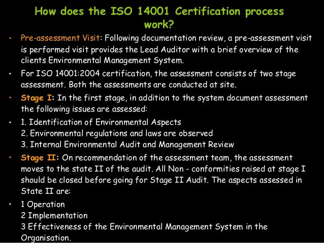 environmental management system iso 14001 standard documentation