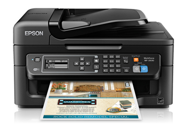 epson wf 3620 scan papers to one document