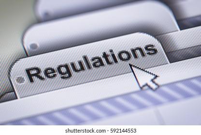 european general data protection regulation standard document