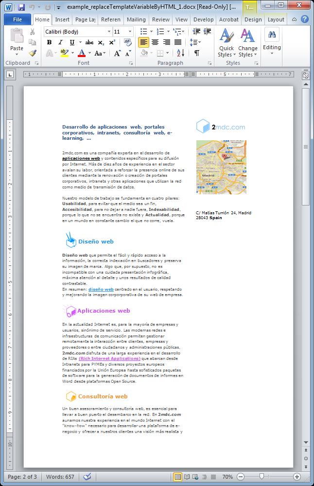 rest api documentation word template