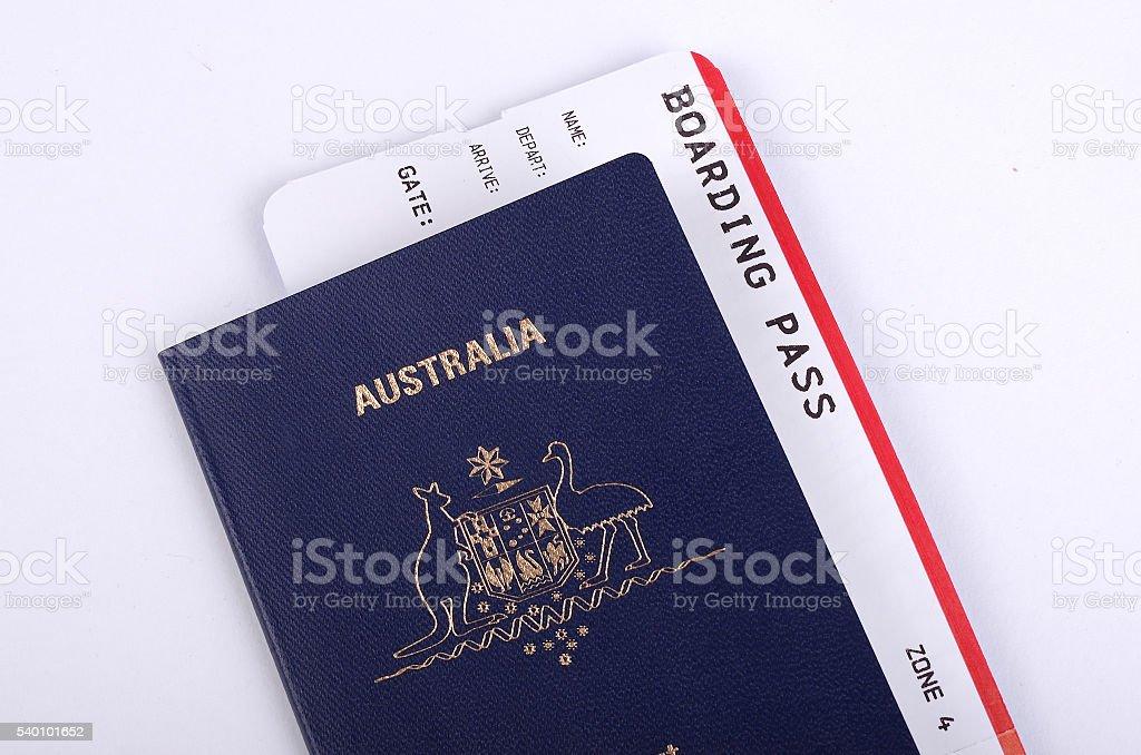 id document from australian passport office