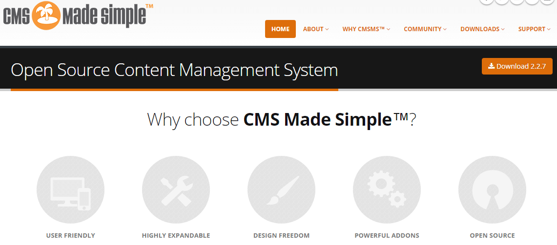 simple document management system open source