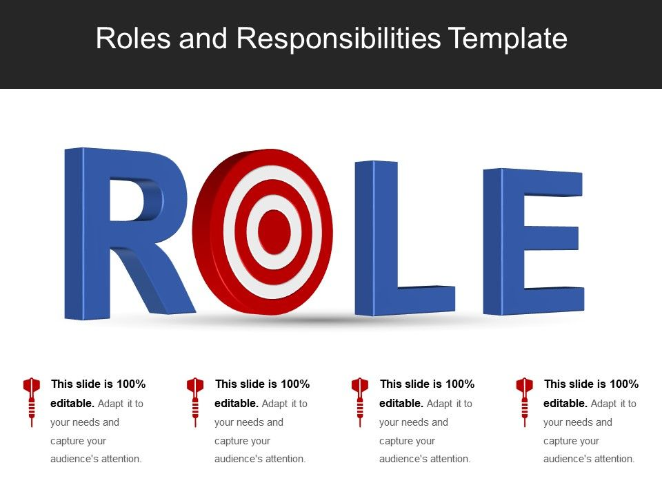 roles and responsibilities document example
