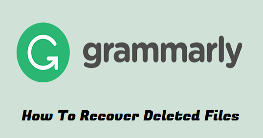 how to recover a document you accidentally deleted