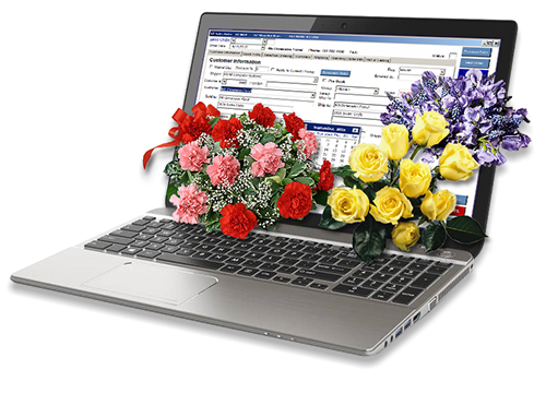 flower shop management system documentation