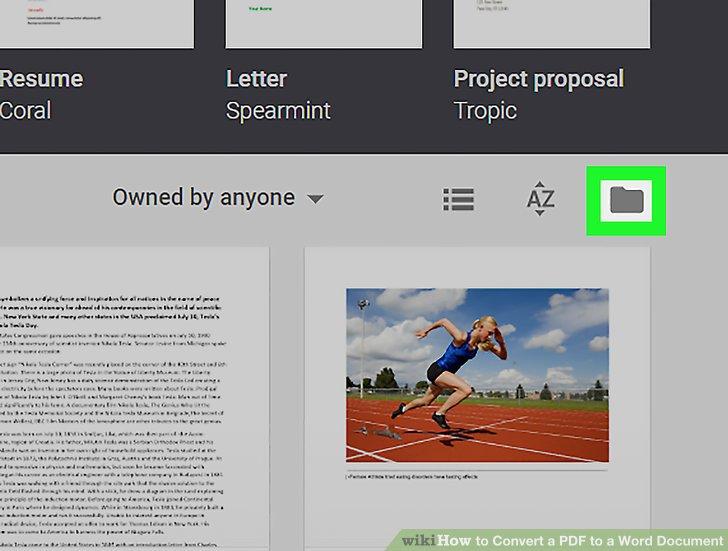 free convert word document to pdf