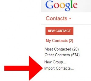 gmail how to make a document with group