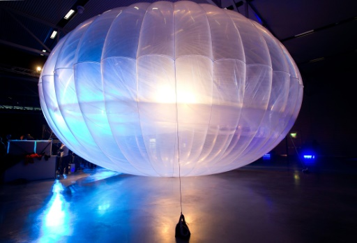 google loon project documentation
