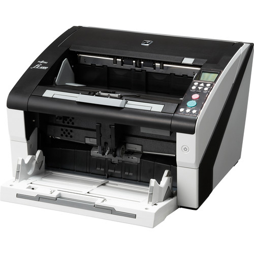 high volume production document scanner