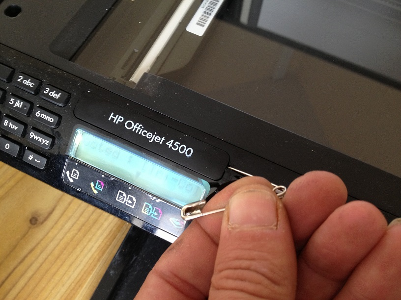 how do i scan a document from my printer