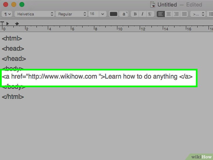 how do you hyperlink within a word document