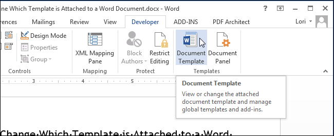 how to attach word document in word