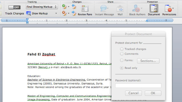 how to attach word document to mailchimp