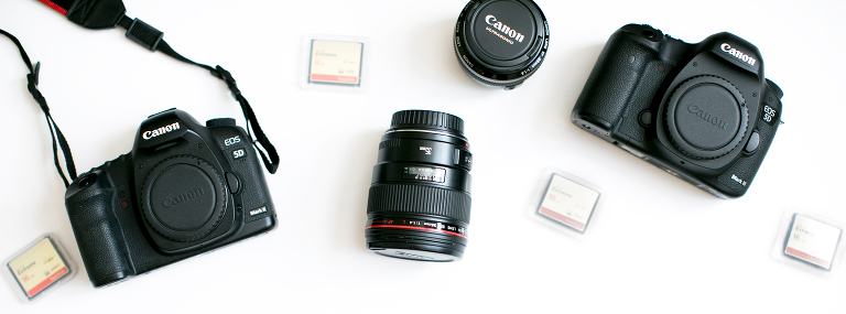 how to capture document using dslr camera