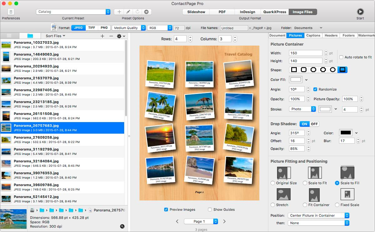 how to change the background color of an indesign document